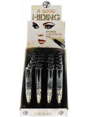 W7 Good Hiding Sponge Concealer Pen