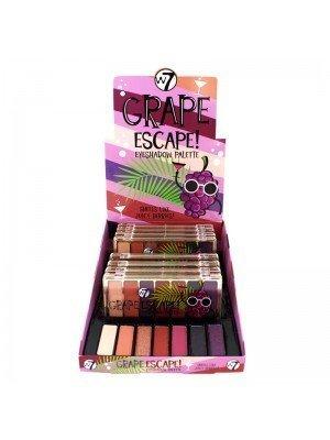 Wholesale W7 Grape Escape! Eyeshadow Palette