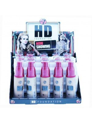 W7 HD Foundation