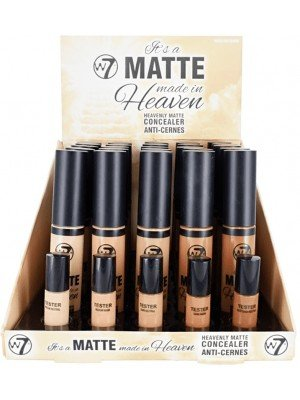 Wholesale W7 It's A Matte Made In Heaven Concealer - Medium/Dark