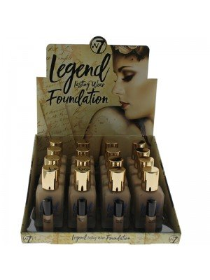 W7 Legend Lasting Wear Foundation
