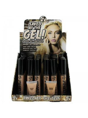 W7 Saved By The Gel - Super Gel Concealer