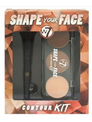 Wholesale W7 Shape Your Face Contour Kit