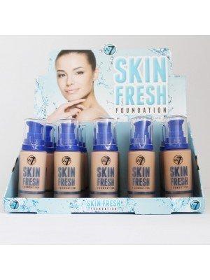 W7 Skin Fresh Foundation