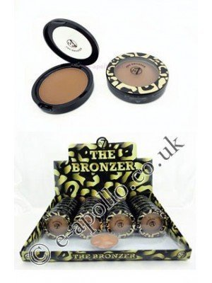W7 The Bronzer Matte Compact