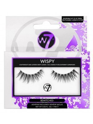 Wholesale W7 Wispy Eye Lashes - Bewitched