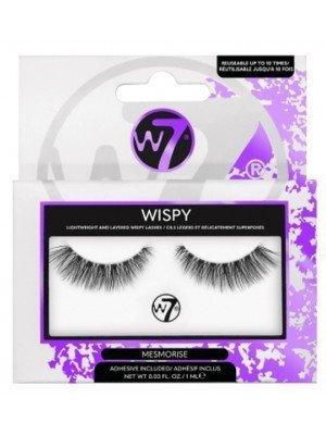 Wholesale W7 Wispy Eye Lashes - Mesmerise