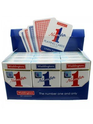 Waddington-Superior-Quality-Linen-Finish-Playing-Cards-Assorted-Colours-72666