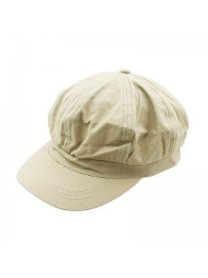Washed Look Baseball Cap 6 Panel - Assorted Colours
