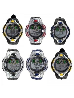 Polit Multi- Functional Sports Watches- Assorted Colours & Designs
