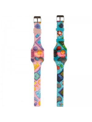 wholesale Game Over Silicone Digital Watch