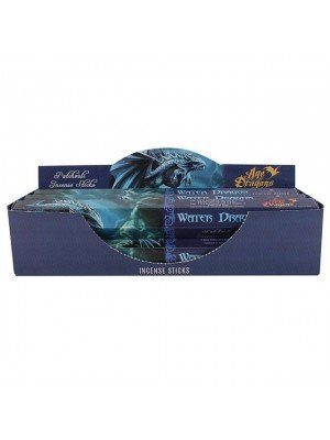 Water Dragon Anne Stokes Incense Sticks - 6 Pack
