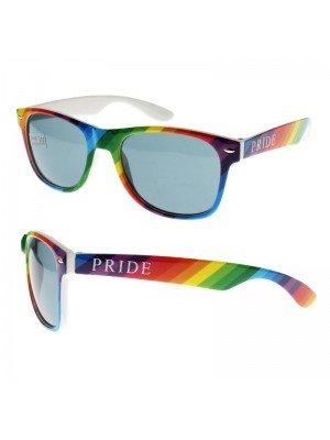 Wayfarer Sunglasses (Pride Colours) - Rainbow