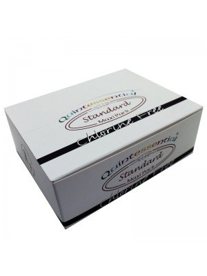 Quintessential - White - Standard Maxi Smoking Tips