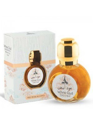 Wholesale Hamidi White Oud Concentrated Oil-15ml