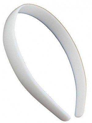 Wholesale Plain Plastic Alice band - 2.5cm