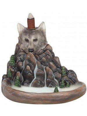 Wholesale Backflow Incense Burner - Grey Wolf Cliff