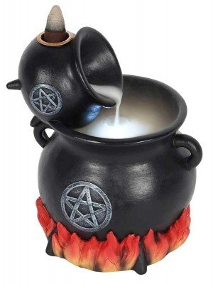 Wholesale Backflow Incense Holder - Pouring Cauldrons