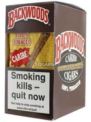 Backwoods Cigars Full Box - Caribe (40 Cigars)
