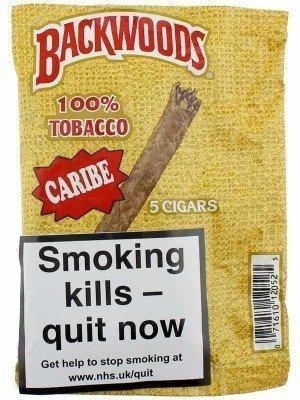 Backwoods Cigars - Caribe (5 Cigars)
