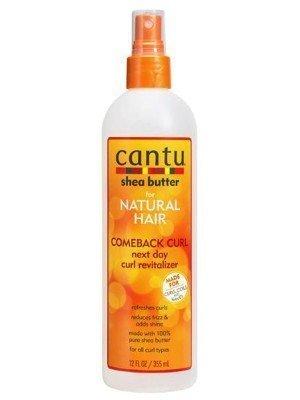 Wholesale Cantu Comeback Curl Next Day Curl Revitalizer - (355 ml)