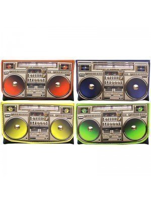 Wholesale Champ Ghetto Blaster Rolling Pouches - Assorted Colours