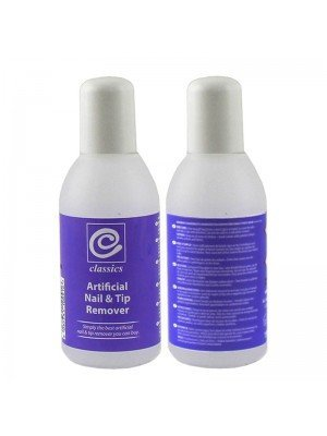 Wholesale Classics Artificial Nail & Tip Remover - Pure Acetone (150ml)