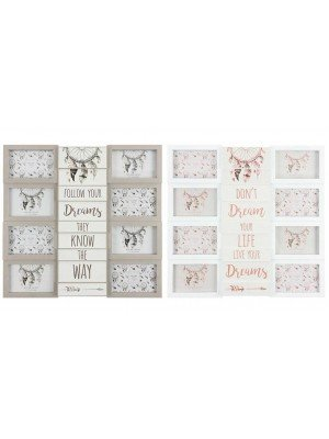 Dreamcatcher Multi Photo Frame-Assorted