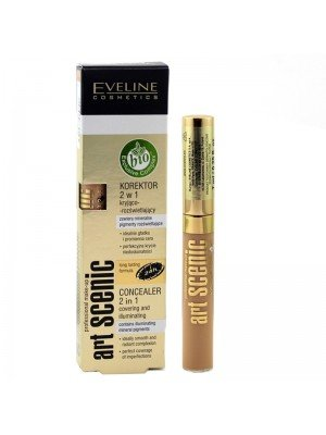 Wholesale Eveline Covering & Illuminating 2 In 1 Concealer - 05 Nude