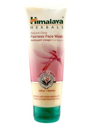 Himalaya Herbals Natural Glow - Fairness Face Wash (100ml)