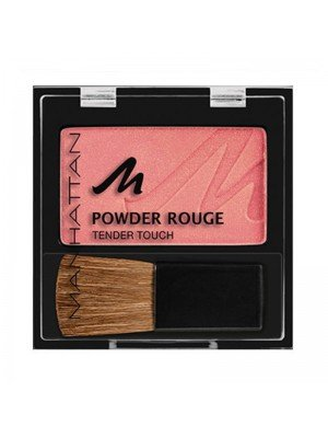 Wholesale Manhattan Powder Rouge Tender Touch Blusher - Fresh Peach