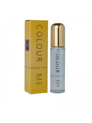 Wholesale Milton Lloyd Mens Perfume - Colour Me Gold