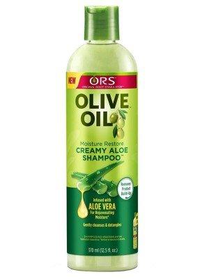 Wholesale ORS Olive Oil Creamy Aleo Shampoo - (370 ml)