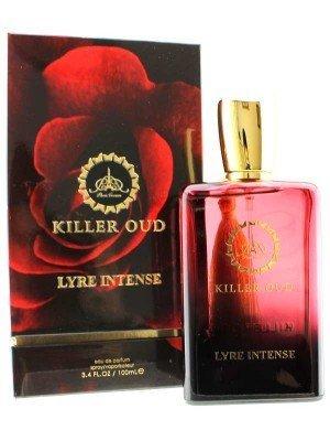 Paris Corner Men's Perfume Killer Oud Lyre Intense - 100ml