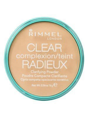 Wholesale Rimmel Clear Complexion Clarifying Compact Powder - 021 Transparent