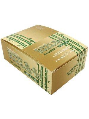 Wholesale Rizla Bamboo Ultra Thin Regular Size Paper Rolls - 4M