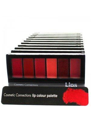 Wholesale Royal Cosmetics Connection Lip Colour Pallete