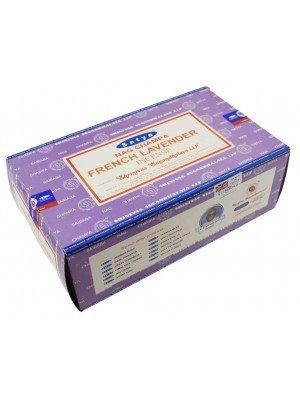 Satya Nag Champa French Lavender Incense Sticks