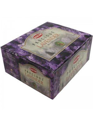 Wholesale Hem Incense Cones - Lavender