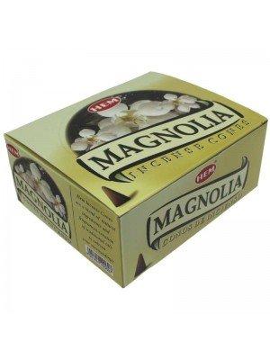Wholesale Hem Incense Cones - Magnolia