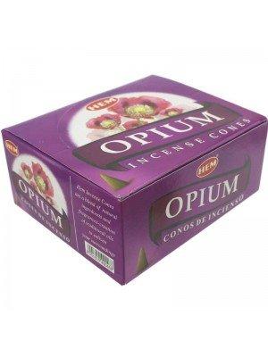 Wholesale Hem Incense Cones - Opium