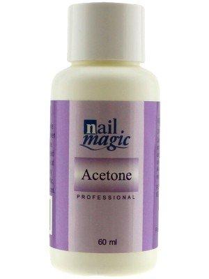 Nail Magic Acetone Nail Polish Remover - 60ml