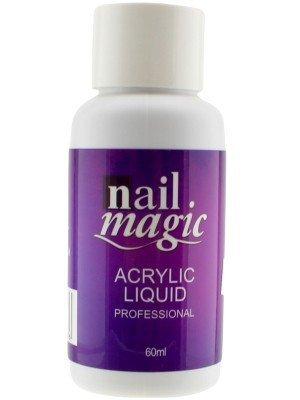 Nail Magic Acrylic Liquid Nail Polish Remover - 60ml