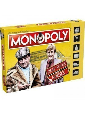 Wholesale Only Fools & Horses Monopoly Winning Moves Board Game