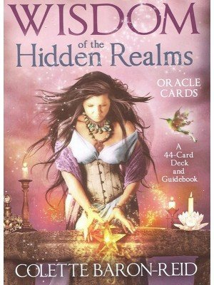 Wholesale Wisdom Of The Hidden Realms Oracle Cards By Colette Baron-Red