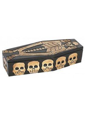 Wholesale Wooden Skeleton Storage Box