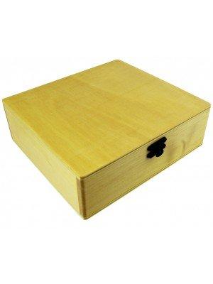 Wholesale Plain Wooden R-Box - Large
