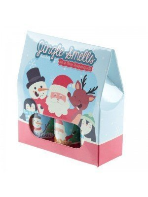 Wholesale Jingle Smells Eden Set of 3 Christmas Fragrance Oils