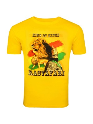 Yellow King of Kings T-Shirt