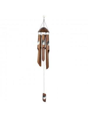 Ying Yang Bamboo Windchime - 100cm